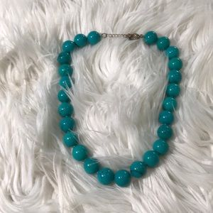 Jewelry - Round Turquoise Necklace